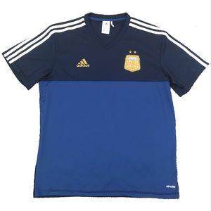 Adidas AFA L.A. Galaxy Jersey Size Large